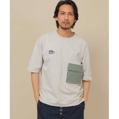 ikka LOUNGE / Healthknit Product ヘルスニット DOORS BIGポケT MEN トップス > Tシャツ/カットソー