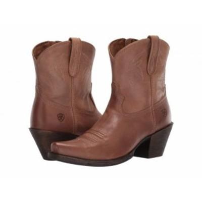 Ariat アリアト レディース 女性用 シューズ 靴 ブーツ アンクル ショートブーツ Lovely Luggage【送料無料】