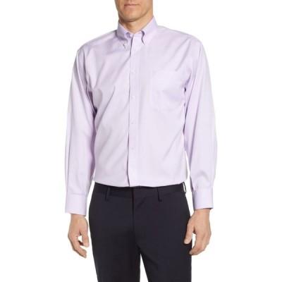 ノードストローム NORDSTROM MEN'S SHOP メンズ シャツ トップス Smartcare' Classic Fit Dress Shirt Lavender