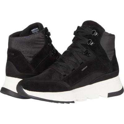 ジェオックス Geox レディース シューズ・靴 Falena 1 Black