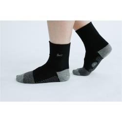【京美】竹炭能量襪10雙