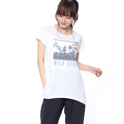 ロキシー ROXY レディース フィットネス 半袖 Tシャツ WILD SEAS S/S TEE RST181512