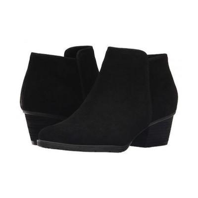 Blondo ブロンド レディース 女性用 シューズ 靴 ブーツ アンクル ショートブーツ Villa Waterproof Bootie - Black Suede