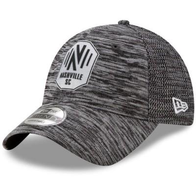 ニューエラ メンズ 帽子 アクセサリー Nashville SC New Era Onfield Alternate 9TWENTY Adjustable Hat
