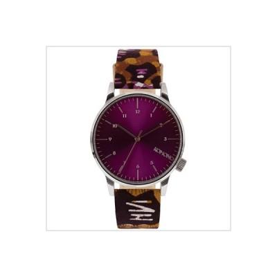 コモノ KOMONO 腕時計 KOM-W2900 Winston-Vlisco-Silver クオーツ メンズ