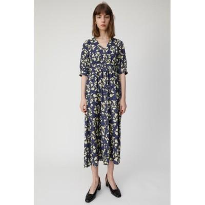 【マウジー】 RUSTIC FLOWER ドレス レディース 柄NVY5 1 MOUSSY