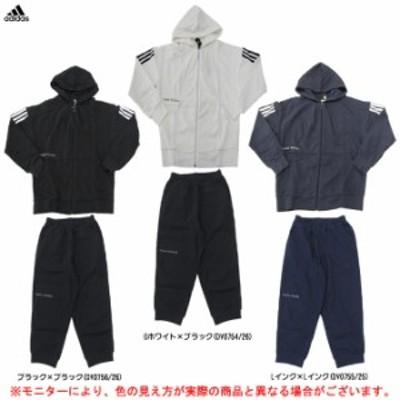 adidas (アディダス)W S2S パイルフーディージャケット パンツ 上下セット(FTK25/FTK67)スポーツ レディース