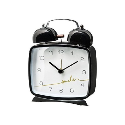 置き時計 Fredericia -Bell- - フレゼレシア -ベル- - ブラック CL-2146BK CL-2146BK