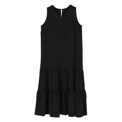 ノースリーブティアードワンピース ティティベイト titivate (ワンピース)Dress