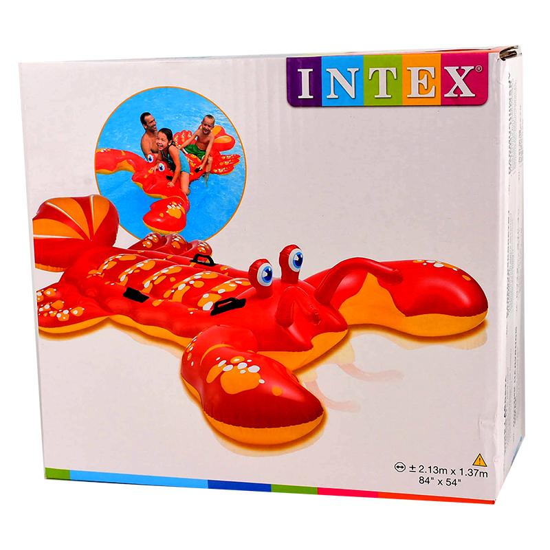 INTEX 龍蝦坐騎