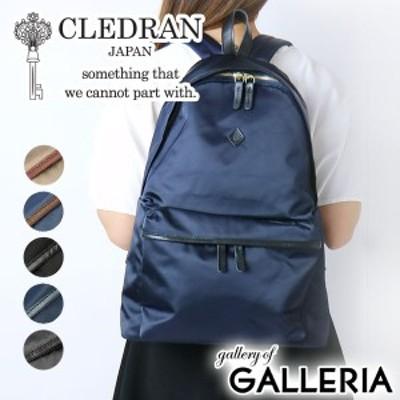 【商品レビューで+5%】クレドラン バッグ CLEDRAN クレドラン リュック FORTE フォルテ メンズ レディース CLM-1005