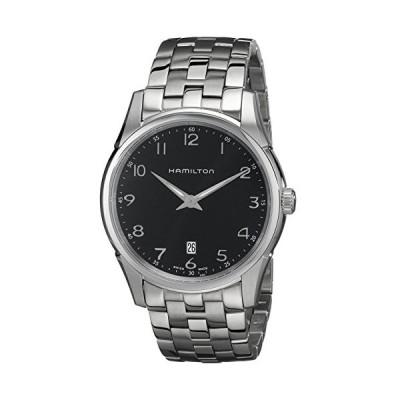 Hamilton Men's Analogue Quartz Watch with Stainless Steel Strap H38511133 並行輸入品