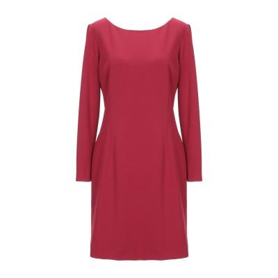 COD ITALY ミニワンピース&ドレス レンガ 44 ポリエステル 95% / ポリウレタン 5% ミニワンピース&ドレス