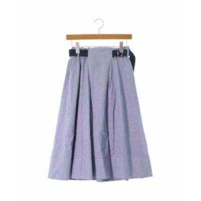 Couture brooch クチュールブローチ ひざ丈スカート レディース