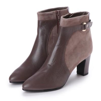 アンタイトル シューズ UNTITLED shoes ショートブーツ (グレー)
