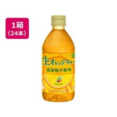 伊藤園/PET生オレンジティー500ml×24/62228