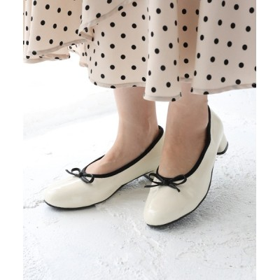 one after another NICE CLAUP / ヒールアップバレエシューズ WOMEN シューズ > パンプス