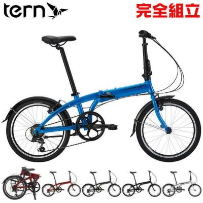 TERN ターン 2021年モデル LINK A7 リンクA7 折りたたみ自転車
