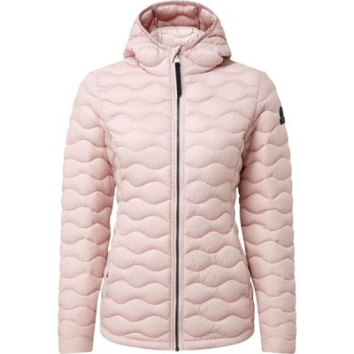 トッグ24 Tog 24 レディース ジャケット アウター Brimham Thermal Jacket Rose Pink