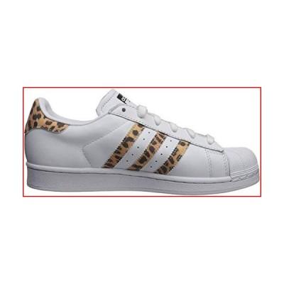 adidas Originals mens Super Star Fashion Sneaker, White/Core Black/White, 10 US【並行輸入品】