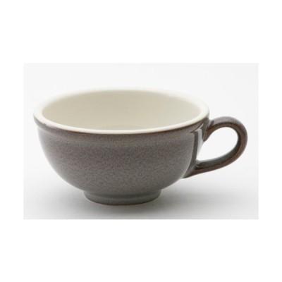 片手スープカップ ストームグレー カントリーサイド おしゃれ 業務用 洋食器 美濃焼