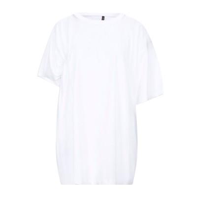 マニラ グレース MANILA GRACE T シャツ ホワイト M コットン 100% T シャツ