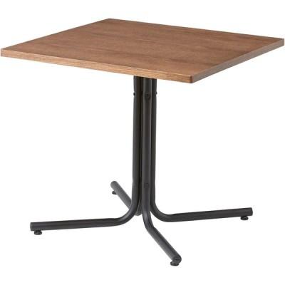 AZUMAYA カフェテーブル ダリオ 75cm幅 END-223TBR