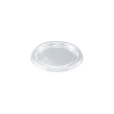 業務用 バイオカップ 蓋のみ 101TCLφ101×7mm 50枚入 22623  ふた クリーンカップ 容器 テイクアウト 使い捨て