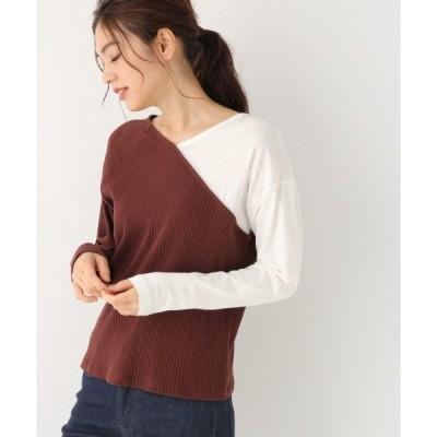 tシャツ Tシャツ アシメキリカエ長袖【HYPE LIMITED LINE】/851609
