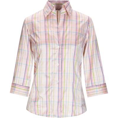 カリバン CALIBAN シャツ ピンク 40 シルク 100% シャツ