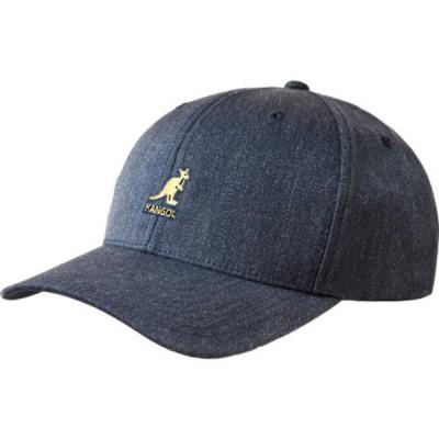 カンゴール 帽子 アクセサリー メンズ Wool Flexfit Baseball Cap Denim