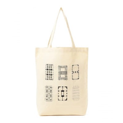 長岡綾子 / Tofu 6 pack Tote bag