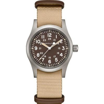 Hamilton ハミルトン 時計 Kahki Field カーキ フィールド 手巻き h69429901