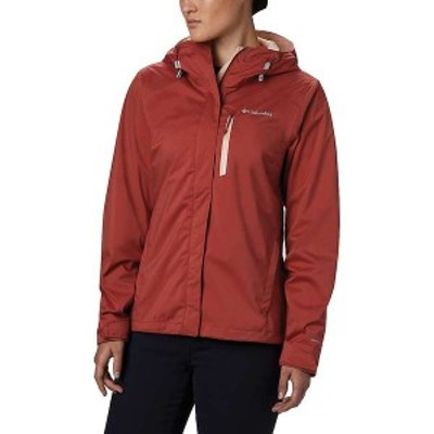 コロンビア レディース ジャケット・ブルゾン アウター Columbia Women's Cabot Trail Jacket Dusty Crimson/Peach Cloud Zip