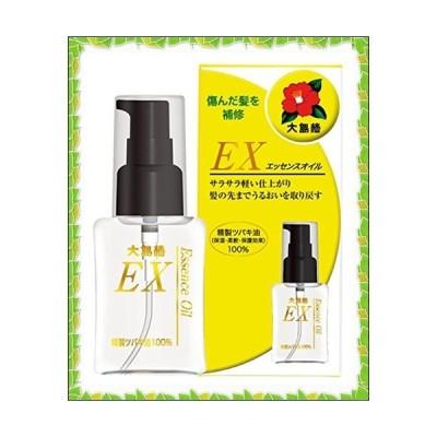 大島椿 EXエッセンスオイル 40mL (髪・頭皮・肌 ヘアオイル)