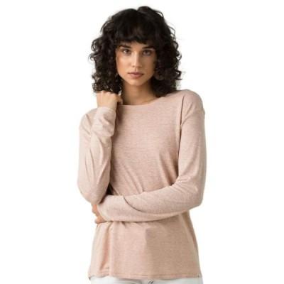 プラーナ レディース Tシャツ トップス Cozy Up Long-Sleeve T-Shirt