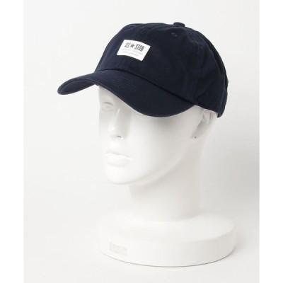 帽子 キャップ CONVERSE/コンバース LABEL LOW CAP ローキャップ