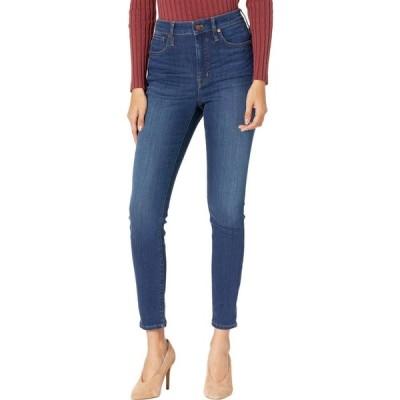 メイドウェル Madewell レディース ジーンズ・デニム スキニー ボトムス・パンツ Curvy High-Rise Skinny Jeans in Sussex Wash Sussex Wash
