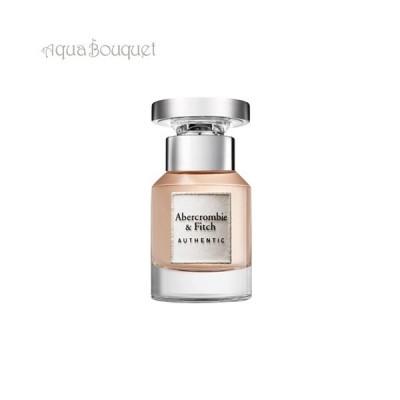 女性用 香水 アバクロンビー&フィッチ オーセンティック オードパルファム 30ml ABERCROMBIE & FITCH AUTHENTIC EDP