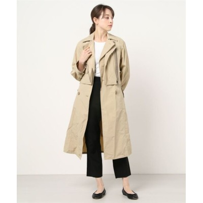 AVIREX Belle / 3ウェイ トレンチコート/ 3WAY TRENCH COAT WOMEN ジャケット/アウター > トレンチコート