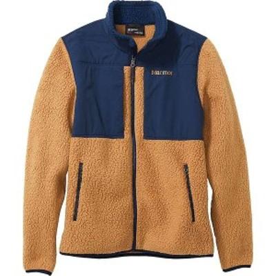 マーモット メンズ ジャケット・ブルゾン アウター Marmot Men's Wiley Jacket Scotch / Arctic Navy