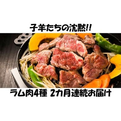 【2カ月連続】子羊の味わい ~4種のラム肉セット~