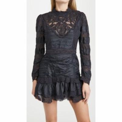ラブシャックファンシー LOVESHACKFANCY レディース ワンピース ワンピース・ドレス Harmon Dress Black