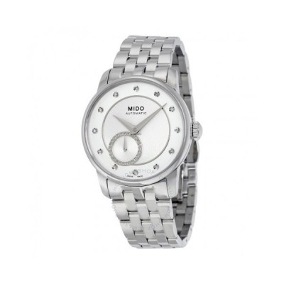 Mido/ミドー レディース 腕時計 Baroncelli II シルバー Dial 自動巻き レディース Diamond Watch M007.228.11.036.00