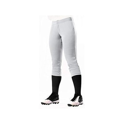CHAMPRO Fireball Low-Rise Knicker-Style Fastpitch Softball Pants in Solid C
