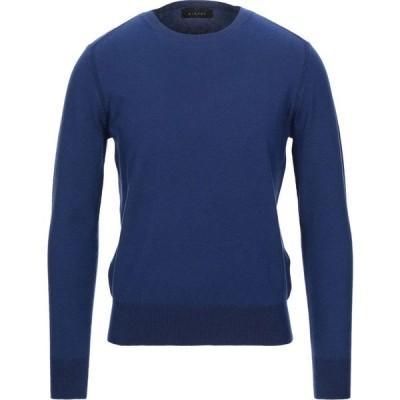 ディクタット DIKTAT メンズ ニット・セーター トップス Sweater Blue