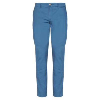 シビリア SIVIGLIA パンツ ブルー 30 コットン 97% / ポリウレタン 3% パンツ