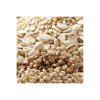 雑穀 麦 国産 麦5種ブレンド(丸麦/押麦/はだか麦/もち麦/はと麦) 500g 送料無料※一部地域を除く 雑穀米本舗