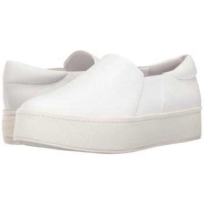 ヴィンス スニーカー レディース Warren White Plaster Leather
