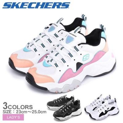 スケッチャーズ レディース スニーカー SKECHERS ディライト 3.0 ゼンウェイ ZENWAY D LITES 3.0 ZENWAY 12955 靴